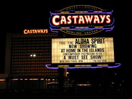 Castaways hotel casino roulette casino table